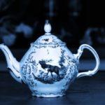 青の花茶はお湯の量を変えても大丈夫?
